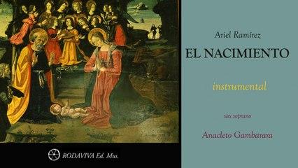 Anacleto Gambarara - EL NACIMIENTO instrumental