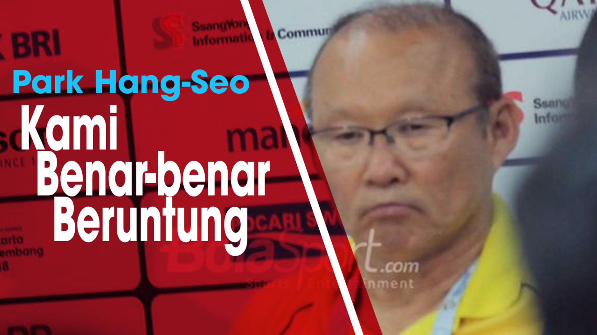 Menang atas Indonesia, Pelatih Vietnam Sebut Timnya Hanya Menang Beruntung
