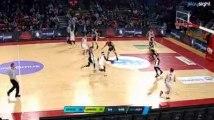 Le dunk de titan d'Anthony Beane avec le Spirou de Charleroi
