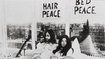 John Lennon And Yoko Ono's 'Bed-In' Celebrated 50 Years Later