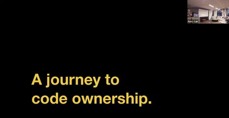 A journey to code ownership - Elia Maino