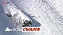 Les meilleurs moments de l'Xtreme de Verbier - Adrénaline - Ski et snowboard freeride