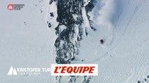 Les meilleurs moments de l'Xtreme de Verbier - Adrénaline - Ski freeride (H)