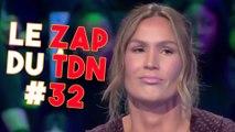 Vitaa, exaspérée après une blague de Thierry Ardisson sur Diam's ! - Le Zap TV du TDN #32