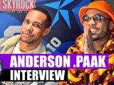 Interview Mrik x Anderson .Paak