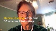 """""""Tant que je suis occupée, je suis heureuse"""" : Denise, une Française de 85 ans, est policière aux Etats-Unis"""