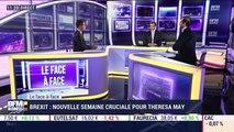 Louis de Montalembert VS Patrice Gautry (2/2): Brexit, nouvelle semaine cruciale pour Theresa May - 25/03