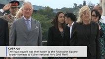 UK's Prince Charles, Camila visit Cuba in bid to boost ties (C)