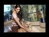 Yukta's first love Mushi