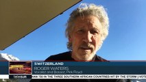 Roger Waters Speaks On Venezuela And Richard Branson's Concert