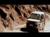 A tough ride on tougher roads