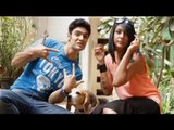 Heavy Petting: Shweta Salve trains her dog by tempting her with food treats