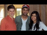 Ranbir Kapoor celebrates young love with team Band Baajaa Bride