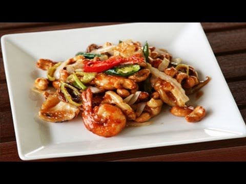 Watch recipe: Beijing Prawns