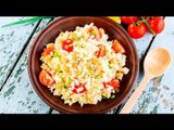 Cous Cous Salad with Mango