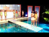 Kingfisher Supermodels turn up the heat, make confessions in a pool