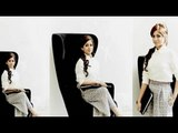 Get the corporate look with Ambika Anand