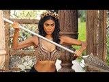Kingfisher Supermodels get judged on being warrior princesses