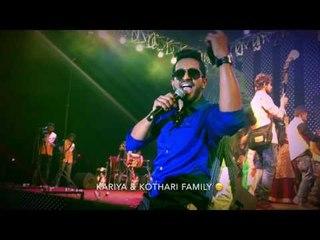 Rajdeep Chatterjee & Band Rocking Ahmadabad - Sangeet