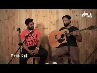 Coffee & Music | Raat Kali | - Jam Session with Rajdeep Chatterjee .