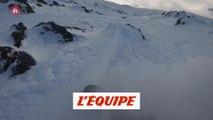 Le run gagnant de Jonathan Penfield à Verbier - Adrénaline - Snowboard freeride