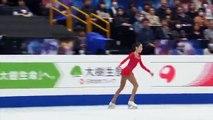 Giappone, Tursynbaeva nella storia il salto quadruplo mai visto sul ghiaccio - Repubblica Tv - la Repubblicait