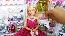 Princesse Barbie Poupée de Bijoux et d'Accessoires Habiller باربي مجوهرات فساتين Barbie Robes Accessoires