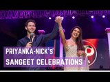 Priyanka Chopra- Nick Jonas Sangeet Celebrations | GoodTimes