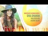 Kingfisher Calendar Model Diva Dhawan's Secret Mantra Of Fitness