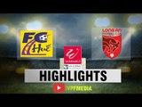 Huế giành lại 1 điểm sau bàn thắng trên chấm phạt đền trước Long An FC | VPF Media