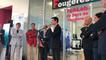 Inauguration du Fougères Lab