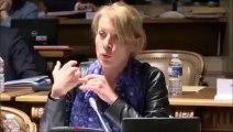 Nathalie KOENDERS. Protocole d'accord sur le périmètre des transferts de compétences avec  Dijon Métropole. 25 mars 2019