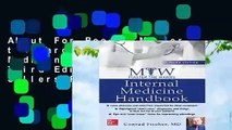 About For Books  Master the Wards: Internal Medicine Handbook, Third Edition  Best Sellers Rank : #1