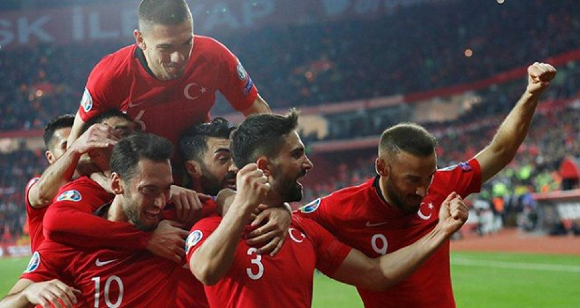 Milli Takımdaki İlk Golünü Atan Hasan Ali Kaldırım, Sosyal Medyayı Salladı