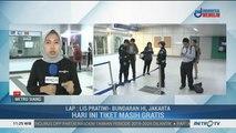 Calon Penumpang Kesulitan Mendapatkan Tiket MRT Jakarta