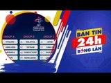 24h BÓNG LĂN SỐ 12 | Lộ diện các đối thủ của ĐT nữ Futsal Việt Nam | VFF Channel
