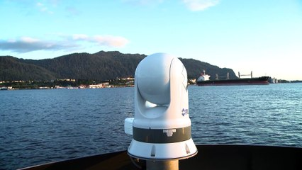 FLIR M400: Superior Vision at Sea
