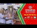 Highlights   Phan Văn Đức lập công, ĐT U23 Việt Nam vô địch giải Tứ hùng   VFF Channel