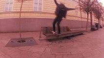 Slovakia Bratislava / skate trip / part 1