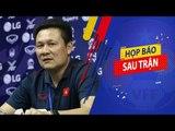 HLV Nguyễn Quốc Tuấn: Tinh thần là vũ khí giúp U22 Việt Nam chiến thắng  | VFF Channel