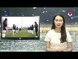 24h BÓNG LĂN SỐ 8   Tuyển nữ Việt Nam đặt quyết tâm cao trước trận gặp Hàn Quốc    VFF Channel