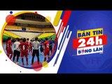24h BÓNG LĂN SỐ 24 | ĐT Futsal nữ Việt Nam giành vé vào bán kết giải VĐ Châu Á | VFF Channel
