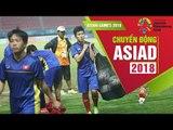 Thất bại trên loạt sút luân lưu, ĐT bóng đá nữ Việt Nam dừng bước ở tứ kết Asiad 18 | VFF Channel
