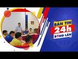24 BÓNG LĂN SỐ 29 | VFF gặp gỡ và động viên U19 Việt Nam trước thềm các giải đấu lớn | VFF Channel