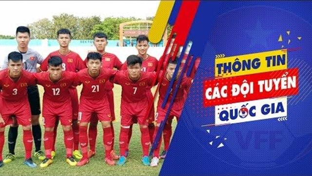 Hòa U16 Myanmar, U16 Việt Nam chính thức dừng chân sau vòng bảng giải U16 Đông Nam Á | VFF Channel