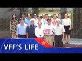 LĐBĐVN chính thức ra mắt sách Sơ thảo Lịch sử bóng đá Việt Nam | VFF Channel