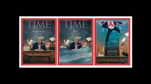 La couverture de Time magazine illustre bien la situation dans laquelle est Donald Trump