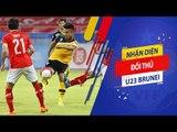 Nhận diện đối thủ U23 Brunei - quân xanh cho thầy trò HLV Park Hang-seo?   VFF Channel