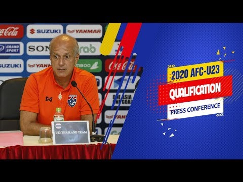 Phát biểu trước ngày khởi tranh bảng K- Vòng loại U23 châu Á 2020 | VFF Channel