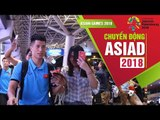 ĐT Olympic Việt Nam đã có mặt tại Bình Dương, tiếp tục chuẩn bị cho Asiad 2018   VFF Channel